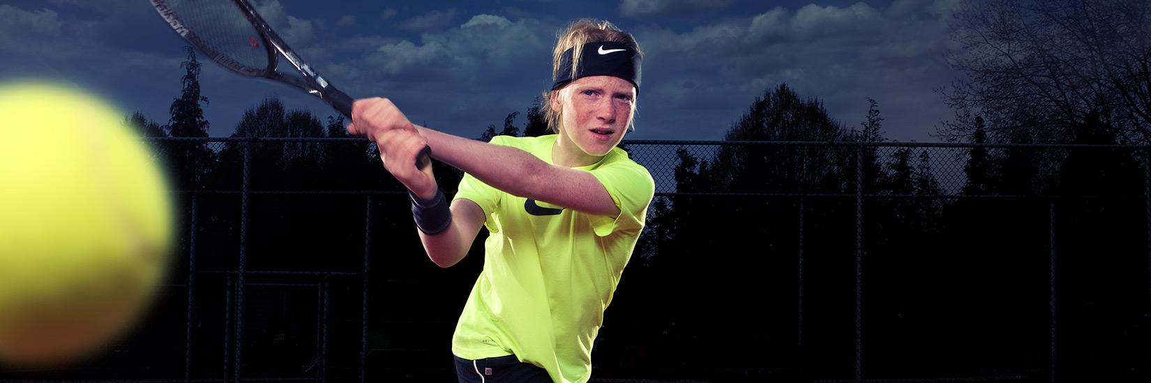 Welkom bij de Stichting Sam's Tennis